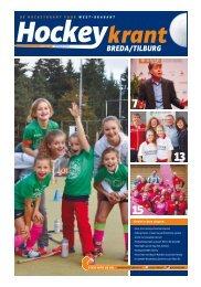 Hockeykrant Breda/Tilburg voorjaar 2015