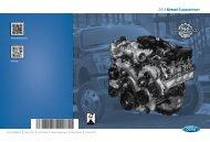 Ford F-450 2013 - Diesel Supplement Printing 1 (pdf)