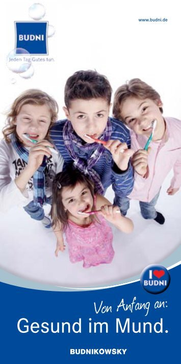 Mundspülung + antibakterielle Zahncreme - Budni