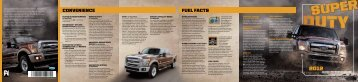 Ford F-350 2012 - Quick Reference Guide Printing 1 (pdf)