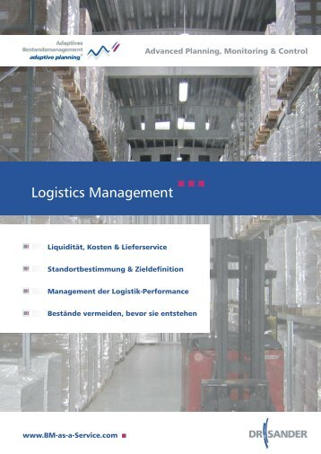 Logistics Management