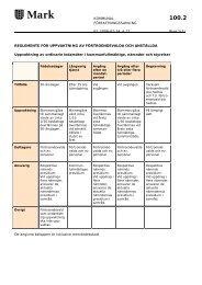 Reglemente för uppvaktning av förtroendevalda och anställda