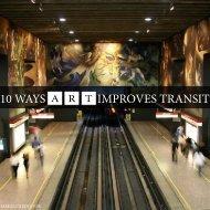10 WAYS IMPROVES TRANSIT