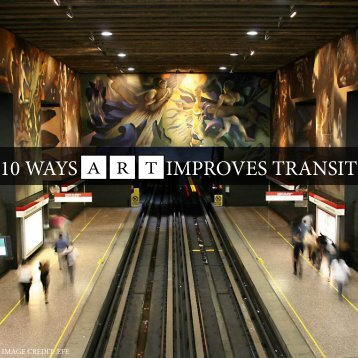 10 WAYS IMPROVES TRANSIT