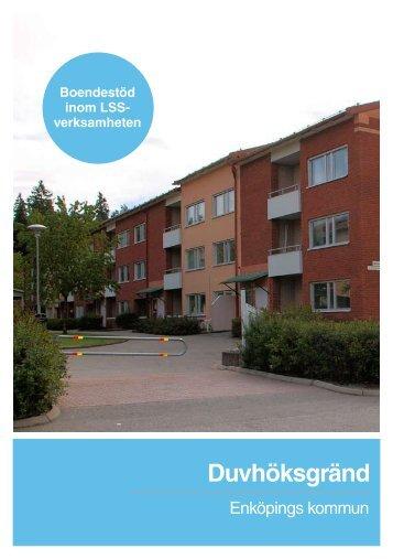 Duvhöksgränd - Enköping