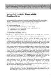 Begriffsgeschichte - Birgit Sauer