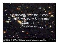 Introduction to Astrophysics - RHIG - Wayne State University