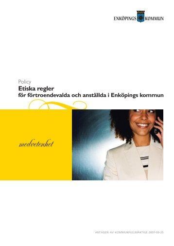 Etiska regler - Enköping