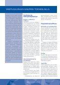 VASTUULLISUUS KAUPAN TOIMIALALLA - Page 2