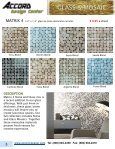 Glass & Mosaic - Accord-design.com - Page 6