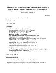Procesverbali i takimit_26012011.pdf - Banka Qendrore e ...