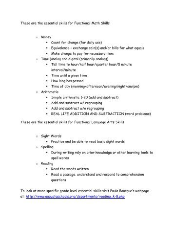 math worksheet : functional math worksheets for special education students  the  : Math Worksheets For Special Education Students