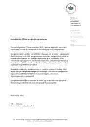 Læs skabelon for spørgeskema - mitBUF.dk