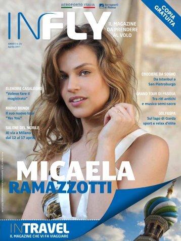 ANNO 3 n.26 Aprile 2011 PERSONAGGI - Infly