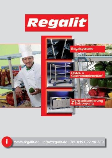 Regalsystem - Hammerlit