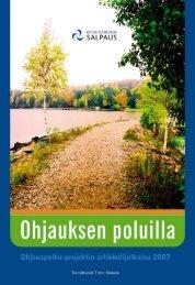 Opinnoista eroamisen ehkäisy - Edu.fi