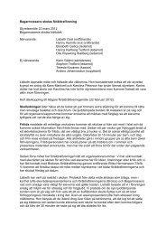 styrelsemöte 2012-03-22 - Bagarmossen Brotorps skolor