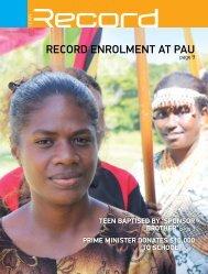 Download RECORD as a PDF - RECORD.net.au