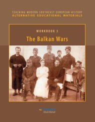 The Balkan Wars - Center for Democracy in South East Europe