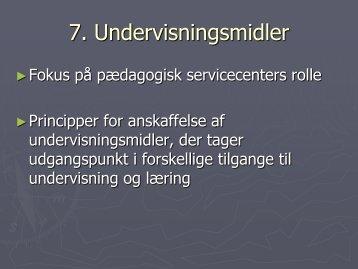 Slides 3. del - mitBUF.dk