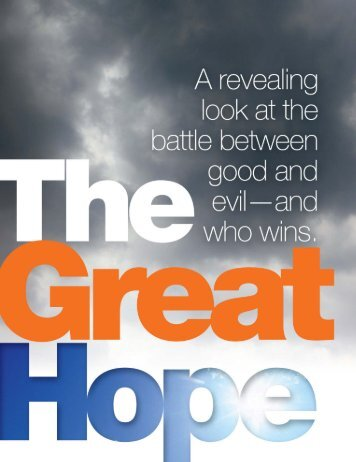 The Great Hope--11 chapters 2012 - RECORD.net.au