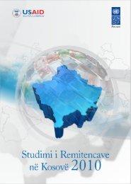 Studimi i Remitencave në Kosovë 2010 - Banka Qendrore e ...