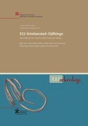 UV Syd Rapport 2002:17 del 1 - Riksantikvarieämbetet, avdelningen ...