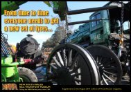 From time to time everyone needs to get a new ... - Heritage Express