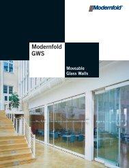 Glass Wall Brochure - Modern Door & Equipment Sales, Inc.