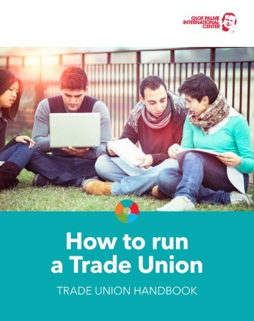 How_to_run_a_trade_union