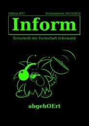 Inform - Fachschaft Informatik