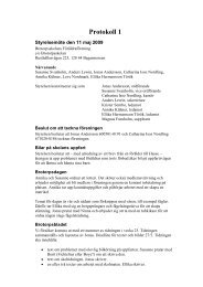Protokoll 09-05-11 - Föräldraföreningen
