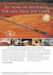 See more of Australia, For less than you think. - Rail Plus