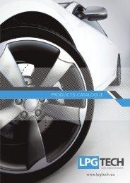 products catalogue - LPGTECH