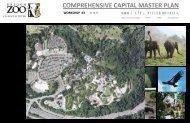 COMPREHENSIVE CAPITAL MASTER PLAN - Oregon Zoo
