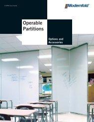 Options and Accessories Brochure - Modern Door & Equipment ...