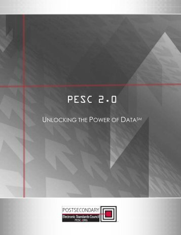 Read the rest of the business plan PESC 2.0 by clicking here.