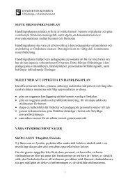 Instruktion till handlingsplan - Danderyds kommun