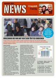 Rundbrief Crepaldi Dezember 2012 - Life Share Network