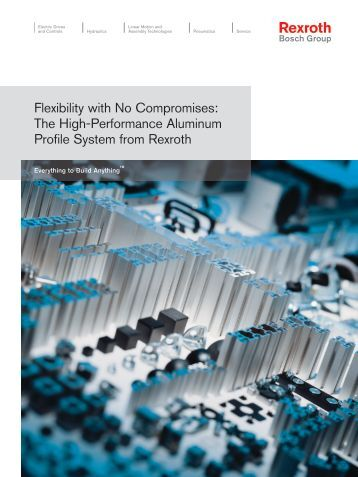 Basic Mechanical Elements Brochure - Tectra Automation
