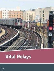 Vital Relays - Alstom
