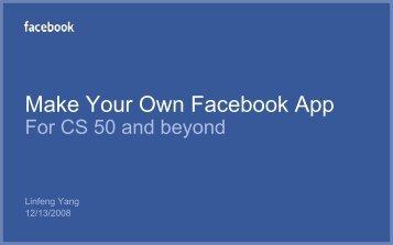 Facebook App Seminar.pdf - Index of