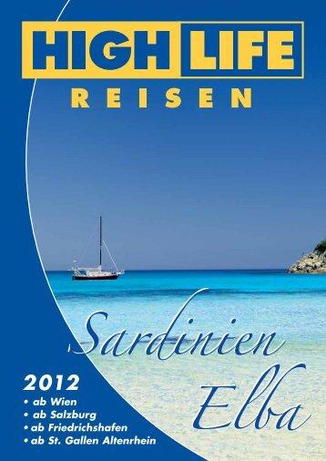 Costa Smeralda Resort - Highlife Reisen: Startseite