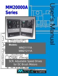 MM20000A Series - Alstron