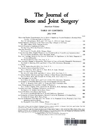 IIIIIIIIIIIIHIIIIIIIIIHIIIIUIIIll - The Journal of Bone & Joint Surgery