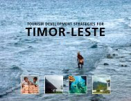 TOURISM DEVELOPMENT STRATEGIES FOR - osolemedia
