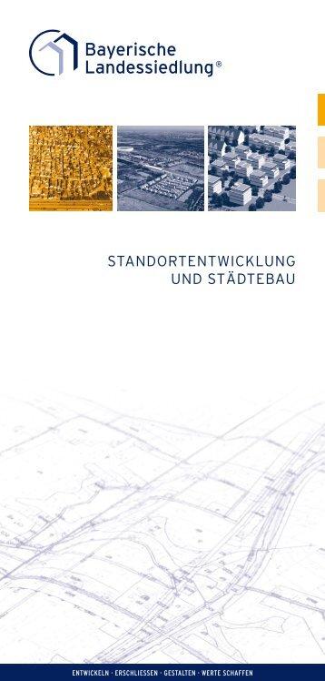 STANDORTENTWICKLUNG UND STÄDTEBAU - Hainberg Areal