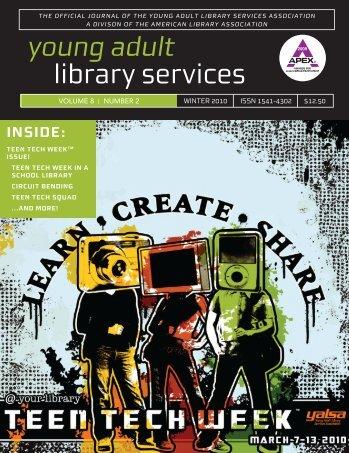 Winter 2010 - YALSA - American Library Association