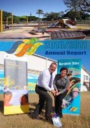 Governance - Burdekin Shire Council - Queensland Government