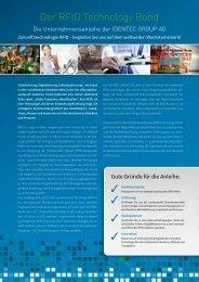 Der RFID Technology Bond - Identec Group